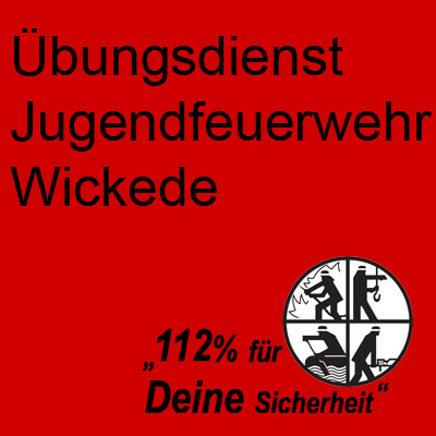 Übungsdienst Jugendfeuerwehr Wickede