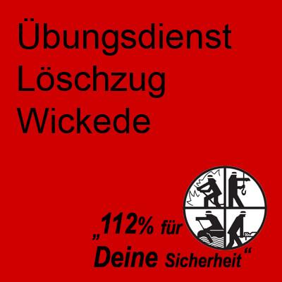 Übungsdienst LZ Wickede